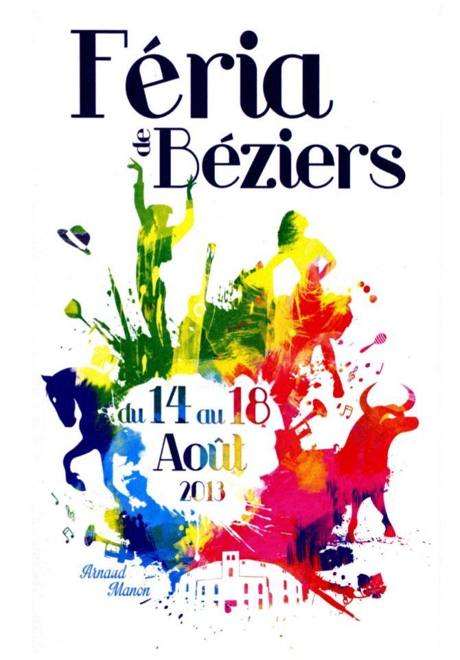 affiche feria 2013