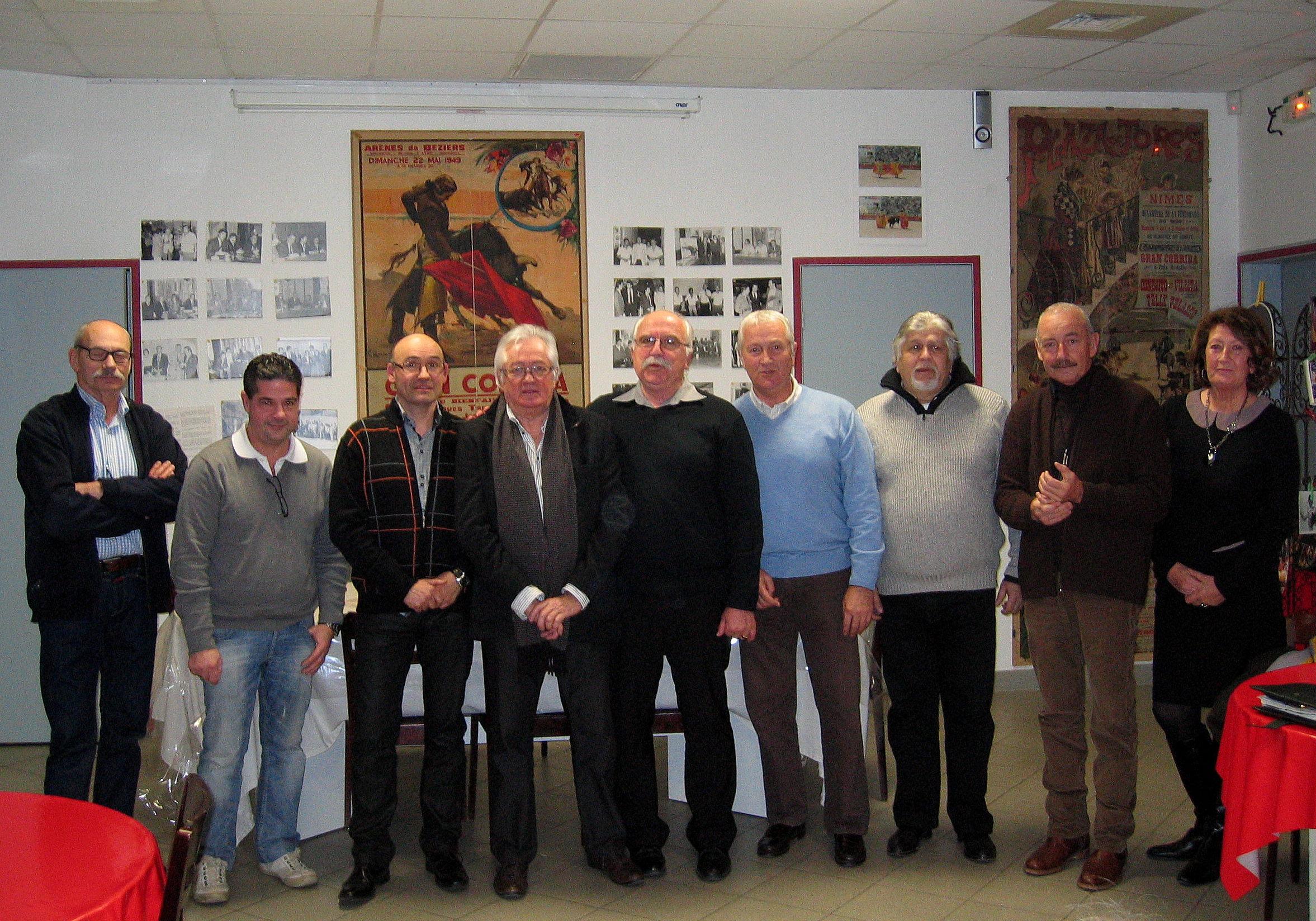 Comité directeur 2013