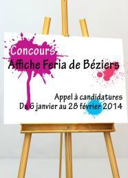 AFFICHE POUR CONCOURS bz